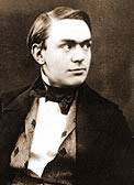 Photo of Alfred Nobel
