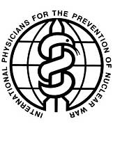 Logo for International Physicians for the Prevention of Nuclear War